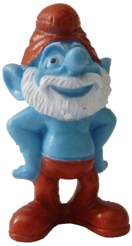 The Smurfs Movie Collectible Figurines ~1.5