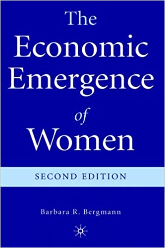 Book The Economic Emergence of Women: Second Edition