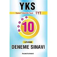 YKS - TYT 1.Oturum 10 Deneme Sınavı