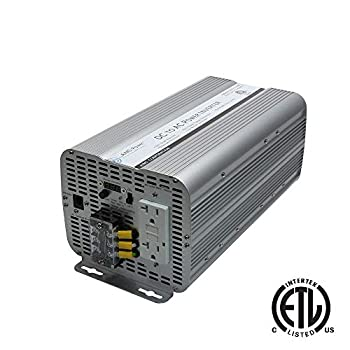 Image of AIMS Power PWRINV300012120W Sine Power Inverter ETL Certified to UL 458 Power Inverters