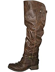 Jellypop Jan Womens Tall Knee High Boots