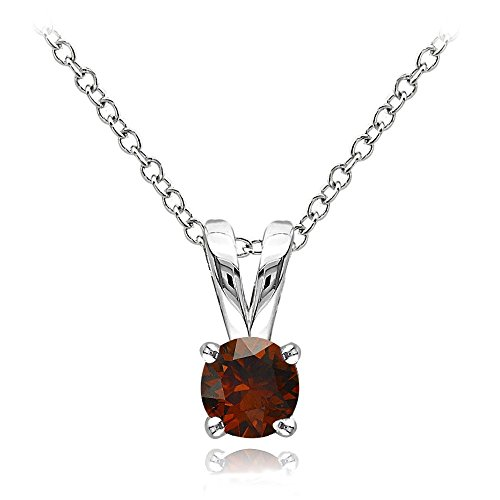 sterling-silver-garnet-5mm-round-solitaire-necklace