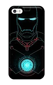 JNeKOic9489ClUqz Snap On Case Cover Skin For Iphone 5/5s(iron Man) by icecream design