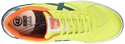 de Unisex G Green Deporte 3 Zapatillas Munich Indoor 801 Multicolor Yellow Adulto wdYTIqxpx