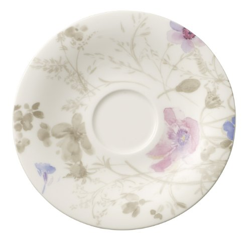 - VILLEROY & BOCH Mariefleur Grey Tea saucer only