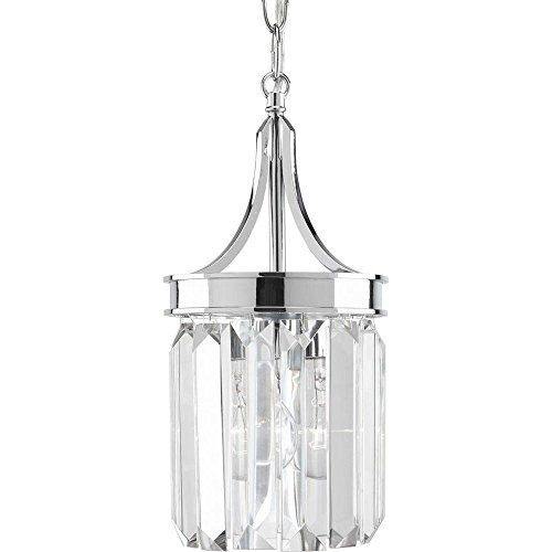 Progress Lighting Glimmer Collection 1-Light Polished Chrome - Collection Glimmer
