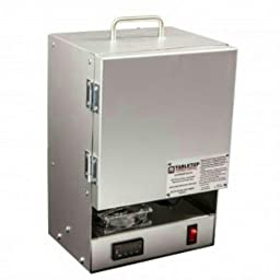 RapidFire Pro-LP Electric Kiln Furnace-2200F 10 Min Melt Gold - Programmable Controller