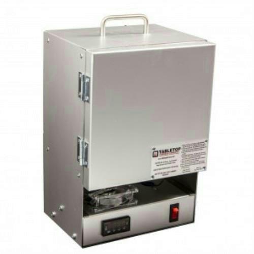 RapidFire Pro-LP Electric Kiln Furnace-2200F 10 Min Melt Gold - Programmable -