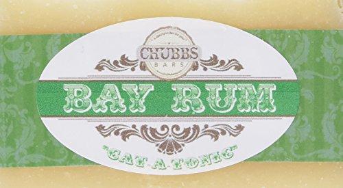 - Chubbs Bars Bay Rum Cat-a-tonic Chubbs Bar Degreaser Shampoo for Pets