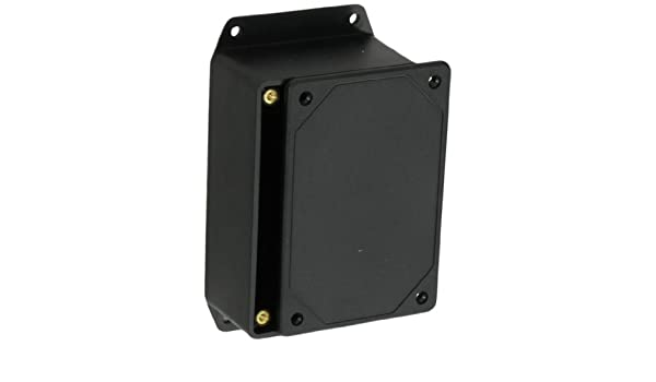 ... BUD Industries CU-3281-MB Plastic Style A Utility Box with Mounting Bracket