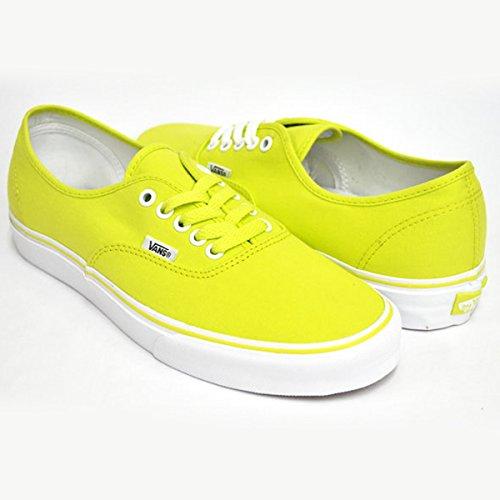 Vans Authentic Neon Yellow