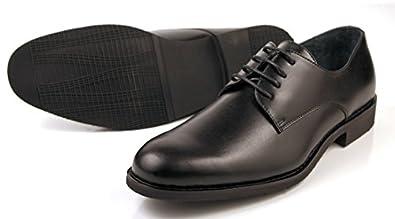 Delli Aldo Men's Dress Shoes Lace up Modern Oxfords Plain Toe ...