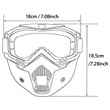 Qinyue.JF Paintball Mask Airsoft Mask