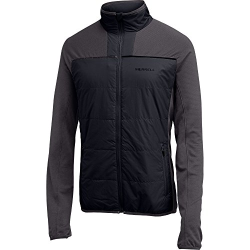 Merrell Endothermic Hybrid Jacket, Black, X-Large