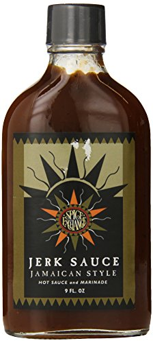 Spice Exchange Jamaican Jerk Sauce, 9 Ounce by Spice Exchange