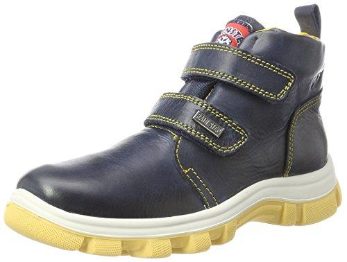 Naturino Jungen Murray Hohe Sneaker Blau (Blau 9111)