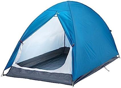 Decathlon - Tienda de campaña Arpenaz Camping Family, Hombre, ARPENAZ 2 BLUE: Amazon.es: Deportes y aire libre
