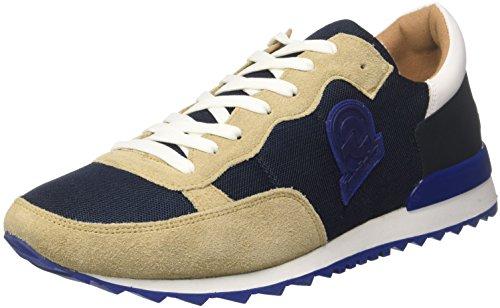 Blu Unisex Sneaker Scuro – Basso a Collo Blu Adulto invicta Bicolor 5TxqwzBX
