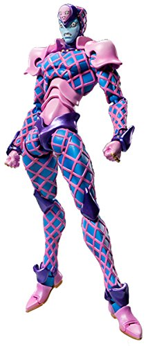 Medicos JoJo's Bizarre Adventure: Part 5--Golden Wind: K Crimson Blue Ver. Super Action Statue (Action Statue)
