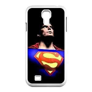 Samsung Galaxy S4 9500 Cell Phone Case White Superman0 Phone Case Cover Unique 3D CZOIEQWMXN4874