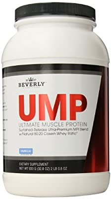 Beverly International Ultimate Muscle Protein, Rocky Road, 2.05 Pound