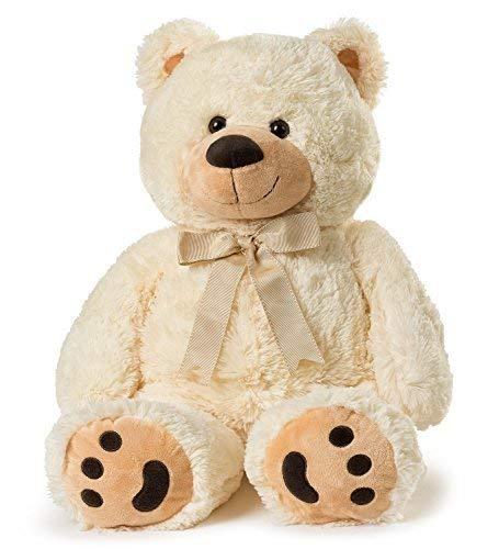 JOON Big Teddy Bear - Cream -