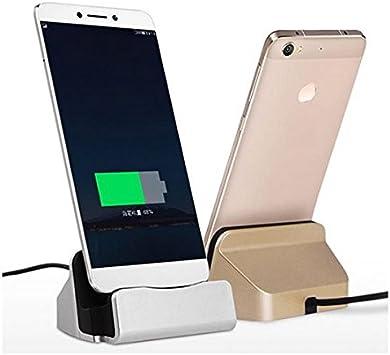 Theoutlettablet® Dock Carga/Sincronización para Smartphone Bq ...