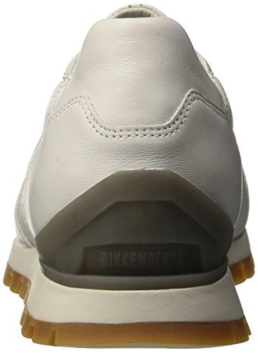 Sneaker Fend Bikkembergs Uomo ER Bianco EfxXnnqB6