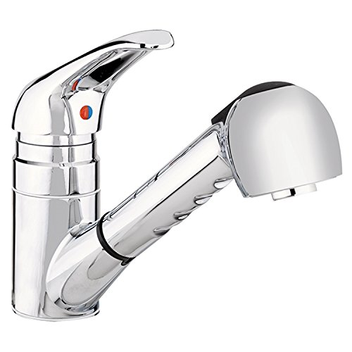 - Plumb Pak 6077CP Kitchen Faucet, Polished Chrome