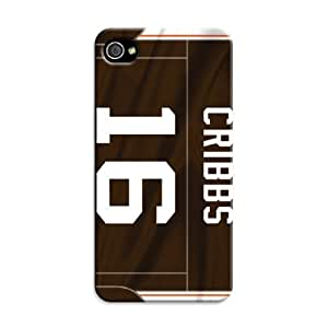 iphone covers Cleveland Browns Nfl Case Personalized Name And Number For Iphone 6 plus Cover WANGJING JINDA