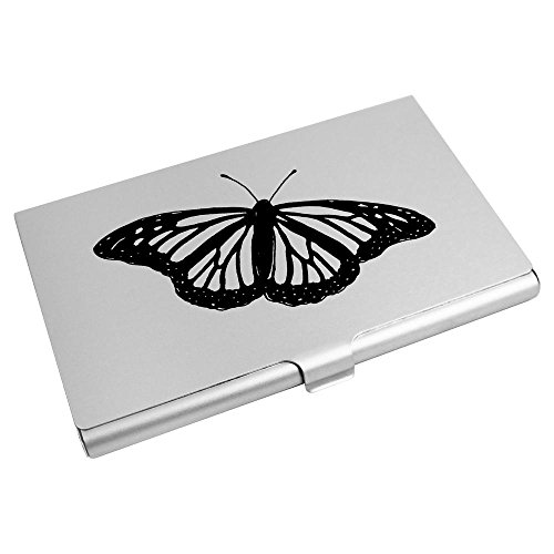 'Beautiful Holder Azeeda CH00012531 Wallet Card Credit Business Butterfly' Card Awqwxfg