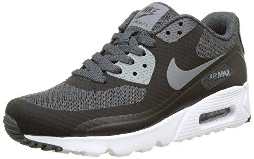Nike Air Max 90 Ultra Essential, Scarpe da Corsa Uomo Nero (Black/Cool Grey/Anthracite/White)