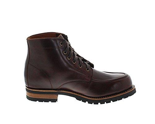 Fb Fashion Boots Sendra Boots 14893 Cavallucci Marini Da Uomo Marrone Moctoe Stivaletti Cavalluccio Marino