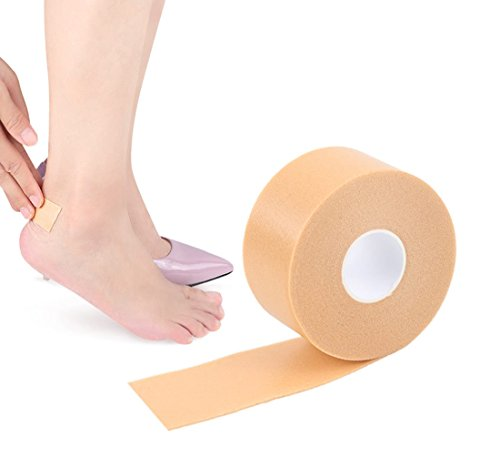 Inserts Cane - VIEEL 2 Pack First Aid Flexible Waterproof Tape, Foot Care Sticker, Anti-Slip High Heeled Heel Stickers, Cushioned Protection, Shoes Insoles Insert Stick for Pain Relief Tape 0.98