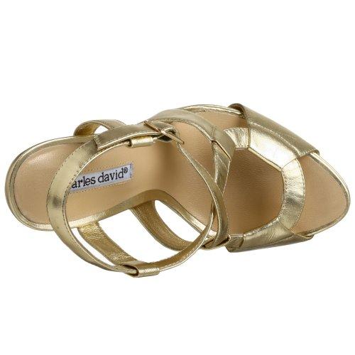 Charles David Women Armband Sandaal Goud