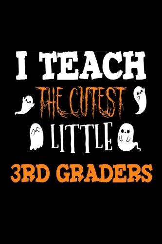 I Teach The Cutest Little 3rd Graders: Halloween