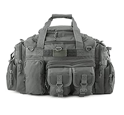 "[IMPACK] RTD1818 Sport Outdoor Military Tactical Molle Lugguage Camping Hiking Gym Gear 18"", 22"" Duffle Bag"