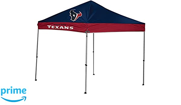 Amazon.com  NFL Instant Pop-Up Canopy Tent with Carrying Case 9x9  Sports u0026 Outdoors  sc 1 st  Amazon.com & Amazon.com : NFL Instant Pop-Up Canopy Tent with Carrying Case ...