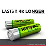 Rayovac Rechargeable AAA Batteries, Rechargeable