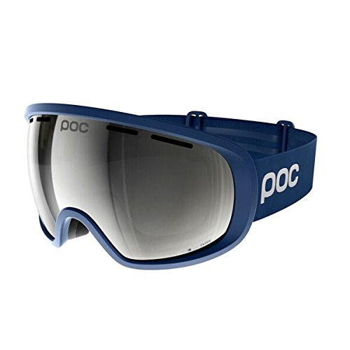 Lead bluee Spektris Silver One Size POC Sports Fovea Clarity Comp Goggles