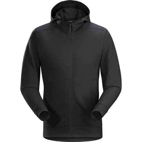 Arc'teryx  Men's Kyson Hoodie Black Sweatshirt -