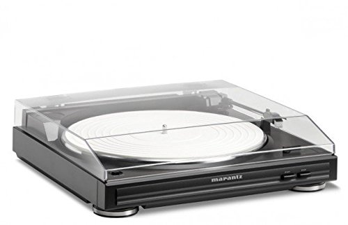 Marantz TT5005 Turntable with Built-In Phono Equalizer Black