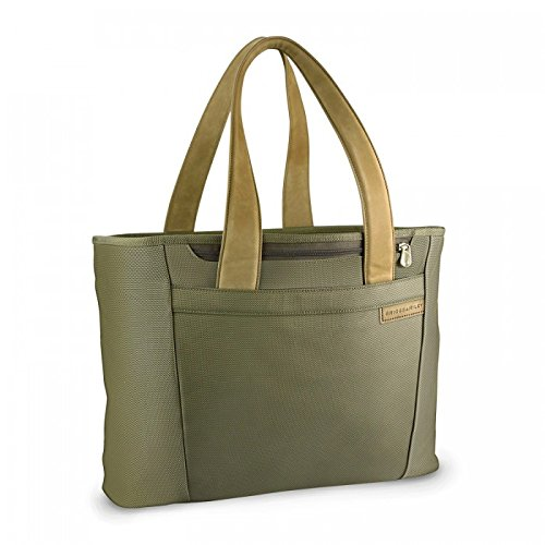 Briggs & Riley Baseline Large Shopping Tote,Olive,13x17x7.3 by Briggs & Riley (Image #4)