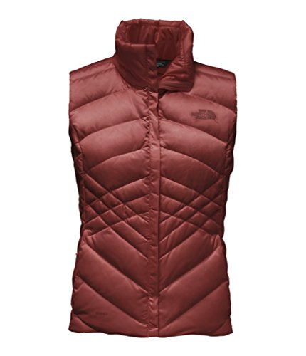 North Face Women's Aconcagua Vest - Sequoia Red - L