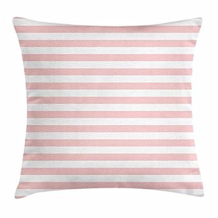 Amazon.com: carrotdnrl Blush Throw Pillow Cushion Cover ...