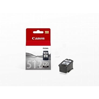 Original de Tinta Compatible con Canon Pixma MP 270 Canon PG512, PG-512 2969B001, 2969B001AA, pg512bk – Premium Impresora de Tinta – Negro – 401 ...