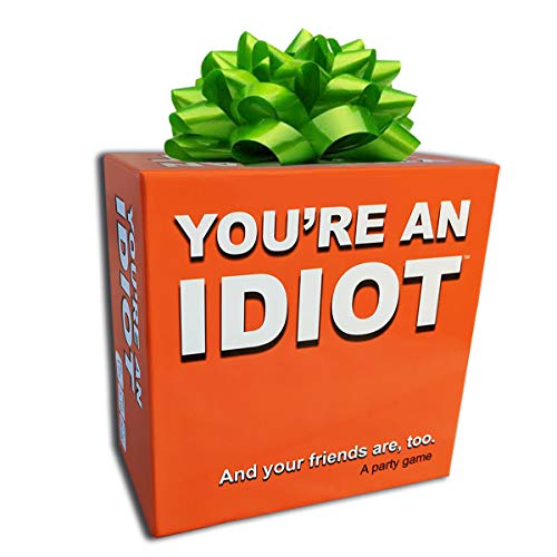 You're An Idiot – a New Spin on The Mature Party Game by TwoPointOh Games
