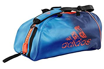 a8c99205b3 adidas - Sac d'entrainement speed 2 en 1 T/M: Amazon.fr: Sports et ...