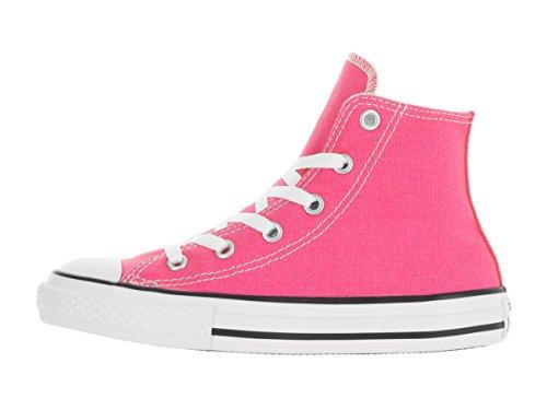 Chuck Pink Converse Star Mod Tela Zapatos En Kids Taylor 7j236c All Roja Classic U75Uwq