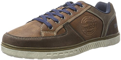 Supremo Men's 3711504 Trainers Brown (Rust) free shipping 2015 new cost cheap online cheapest price cheap price free shipping recommend NgYnzkQ
